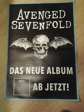 ✿ Avenged Sevenfold 2016 ✿  Orginal  Concert Poster DIN A 1 =  84 x 60 cm
