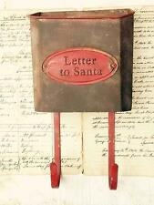 Letter to Santa Post Box - Red