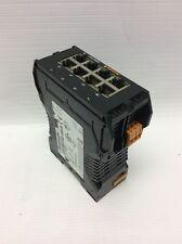 Weidmuller   IE-SW8-WAVE   Industrial Ethernet Switch Module    60 Day Warranty!