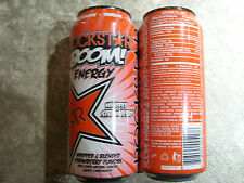 ENERGY DRINK,Rockstar ,(1 full Can ) Boom Strawberry,16 oz, USA