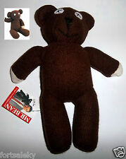 "New Mr Bean TEDDY BEAR 9"" Stuffed Plush Toy great gift too"