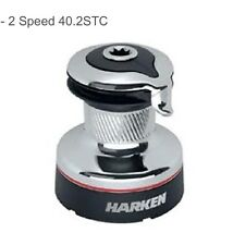 Harken 40 Self-Tailing Radial Winch — 2 Speed Part No. 40.2STC