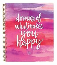 bloom daily planners Ultimate Planner & Notebook, Undated Calendar
