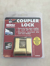 Husky Pin Coupler Lock for RV / Camper / Trailer / Motorhome / 5th Wheel