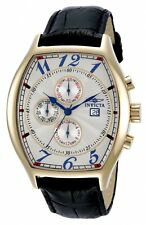 Invicta Men's Specialty Quartz Chronograph White Dial Watch 14330