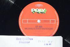ET 403 - WIE EIN BLITZ DURCH DEUTSCHLAND Teil I - LP 1977 Poly Archiv-Copy mint