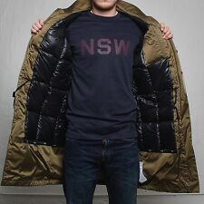 NIKE NSW Benchwarmer Down Parka Jacket - LARGE - 800 fill NikeLab - 443878 212