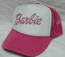 Barbie Costume Hat  Easy & Quick Halloween low cost Adjustable NEW Hot pink