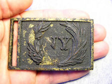 Rare Dug New York Militia, Gen. Staff, & Cavalry Officer c.1837-1845 Sword Plate