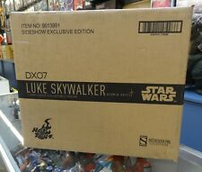Hot Toys Star Wars Luke Skywalker Bespin DX07 1:6 Figure Sideshow Exclusive