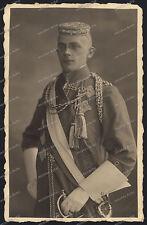 AK-Portrait-Halle-Sachsen-1916-Studentika-Burschenschaft Student-Corps-Mensur