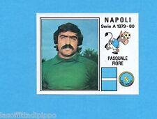 PANINI CALCIATORI 1979/80-Figurina n.204- FIORE - NAPOLI -Recuperata