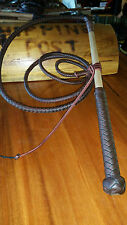 6ft 8 plait Kangaroo Stock whip Stockwhip