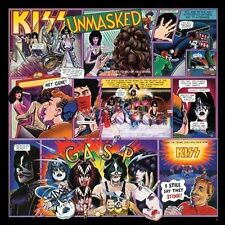 Kiss - Unmasked (2014) - New - Long Play Record