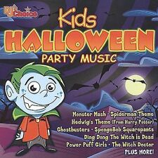DJ's Choice Kids Halloween Party Music 2002 by DJ's Choice