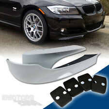 PAINTED BMW E90 3 SERIES SALOON LCI FRONT SPLITTER ABS 09-11 320i 325i 330d 318i