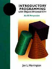 Introductory Programming with Object–Oriented C++, Jan L. Harrington
