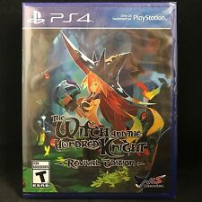 Witch and the Hundred Knight -- Revival Edition (Sony PlayStation 4, 2016) NEW