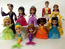 Disney Sofia the First Sofia King Queen Amber Rose Cake Topper 10pcs BIN