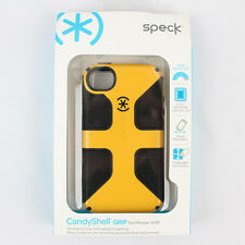 Speck iPhone 4s/4 Case CandyShell Grip Cover Hard Shell Bumper Skin