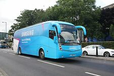 National Express liveried FJ60HYH Classic Coaches 6x4 Quality Bus Photo