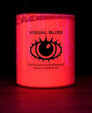 Superior Quality Fluorescent Glow UV Colour Pigment Blacklight U.V Paint Powder