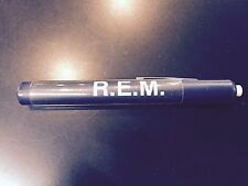 RARE 1984 R.E.M.PEN LIGHT PENLIGHT FLASHLIGHT CONCERT SOUVENIR MICHAEL STIPE