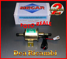 4000 Pompa Carburante Benzina Gasolio Elettrica 12 V Universale 0,1-0,4 Bar