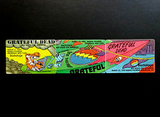 Grateful Dead Backstage Pass Puzzle 1992 New York Speed Boat Cigarette WTC Mom