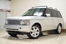 Land Rover: Range Rover 4dr Wgn HSE