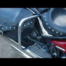 KAWASAKI VULCAN VN2000 REAR SADDLEBAG GUARD CRASH BARS PROTECTORS