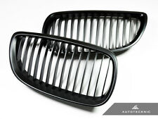 FULL REPLACEMENT MATTE BLACK FRONT GRILLE - BMW E92 E93 328I 335I M3 COUPE VERT