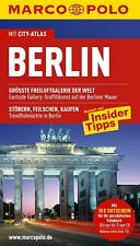 BERLIN mit City-Atlas MARCO POLO