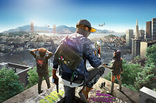 Watch Dogs 2 (2016) PC GAME 100% ORIGINAL UPLAY ACCOUNT (Rent)