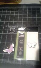 Poppy stamps metal cutting die - Lyndon butterfly - New Memory box inc
