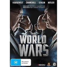 The World Wars (DVD, 2014, 2-Disc Set)**R4**VGC**
