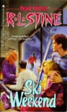 Ski Weekend (Fear Street, No. 10) R. L. Stine Paperback