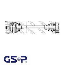 GSP Antriebswelle Gelenksatz komplett VW Vorderachse 261004