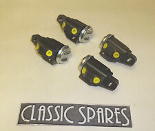 HILLMAN HUSKY MARK 1 1954-1958 NEW FRONT BRAKE WHEEL CYLINDER SET OF 4 (C66)