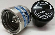1X Boat Trailer 4or5 Bolt Hub 1.98 Bearing Buddy Protector Stainless Steel w/Bra