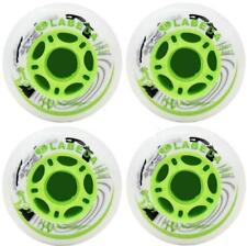 DZ926 PU Replacement Wheels For Rollerblade Skating Inline Skate Shoes 76mm ✿