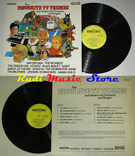 LP Your favourite tv themes JACK HAWKINS HIS ORCHESTRA 1974 cd mc dvd vhs