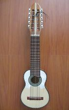 Professional charango made by Ignacio Suarez from Bolivia with Artec preamp
