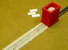 N gauge Ballast Spreader - Easiest way to spread ballast on layout