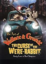 The Art of Wallace And Gromit UK Hardcover Book w DJ (J2189)