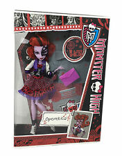 MONSTER High Foto giorno Operetta Bambola-IN FRANCESE