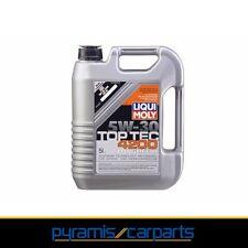 NUOVO 1x LIQUI MOLY Top Tec 4200 5 w-30 Auto, Auto Olio Motore 5 LITRI 3707 (€ 15,99/L)