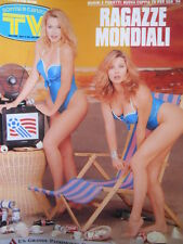TV Sorrisi e Canzoni n°25 1994 Speciale Pink Floyd - Claudia Schiffer [D7]