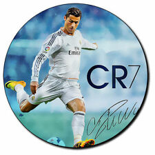 Parche imprimido, Iron on patch, /Textil sticker, Pegatina/- Cristiano Ronaldo,B
