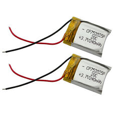 3.7V 240mAh 20C Lipo Battery For SYMA S107G S105G WLtoys S977 V319 RC Helicopter
